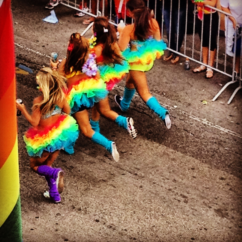 from Talon gay pride parade pics archives 1979